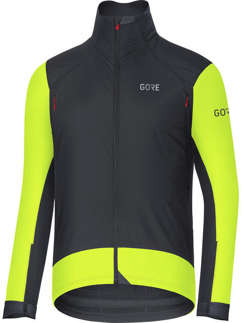 GORE WEAR C7 Windstopper Jakke Herrer gul/sort